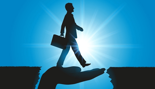 management de transition ou le temps partagé